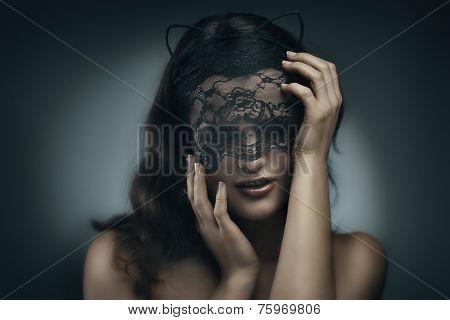 Gorgeous Cat-girl