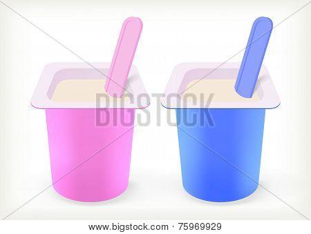 Fruit yogurt