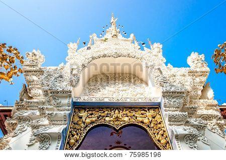 A beautiful gate