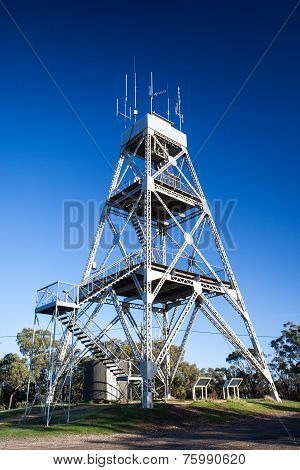 Mt Tarrengower Lookout Tower