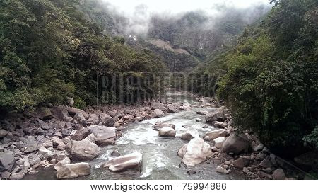 Mountain River Stream