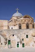 Church of the Holy Sepulchre. Jerusalem
