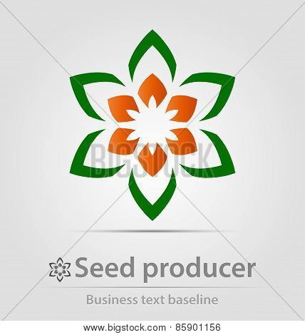 Seed Producer Burisness Icon