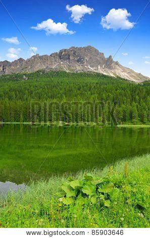 Lake Misurina  - Dolomites, Italy