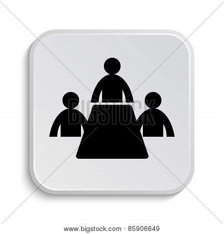 Meeting Room Icon