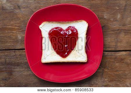 Red Heart Jam
