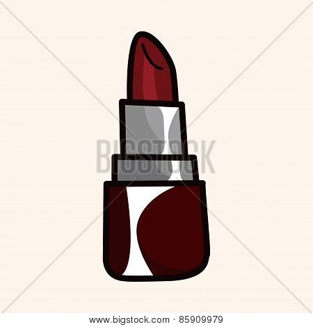 Lipstick Theme Elements Vector,eps