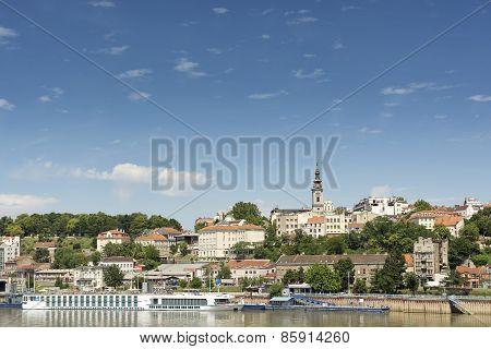 Belgrade Cityscape, Serbia