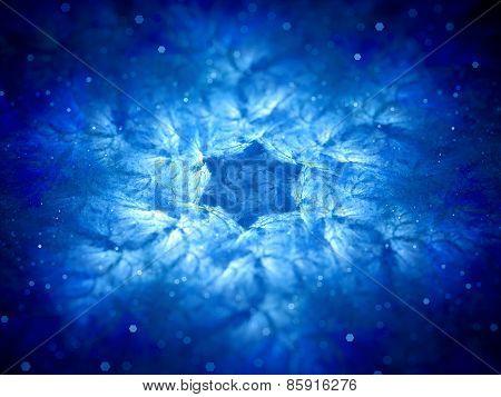 Magical Dimensional Gate In Space