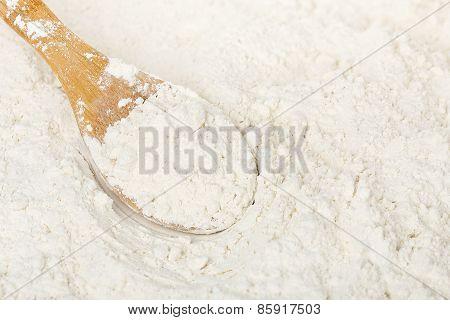 Ladle In Flour