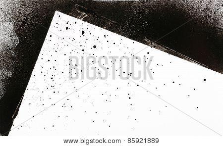 Spray Paint Background