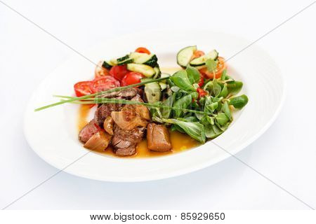 beef wit vegetables