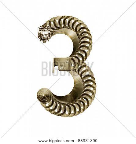 Gold number