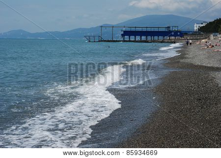 Black Sea Shore
