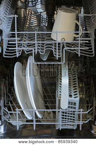 Dishwasher.