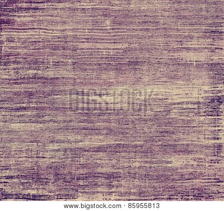 Colorful vintage texture. With different color patterns: gray; purple (violet)