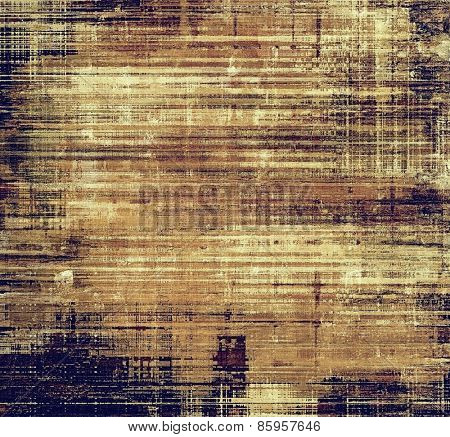 Vintage texture with space for text or image, grunge background. With different color patterns: yellow (beige); brown; gray; purple (violet)
