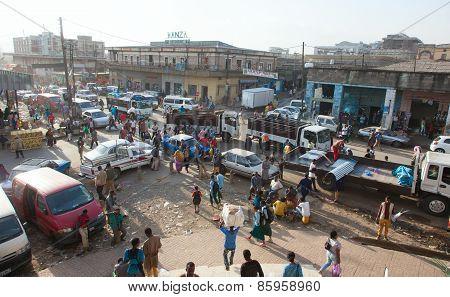 Merkato Market