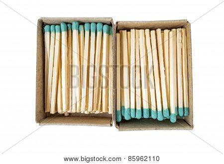 Matches Stic