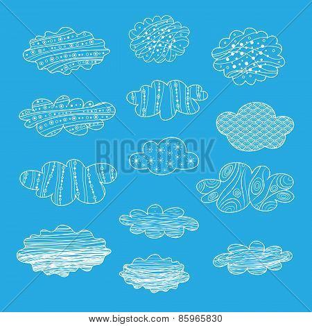 Vector Clouds.