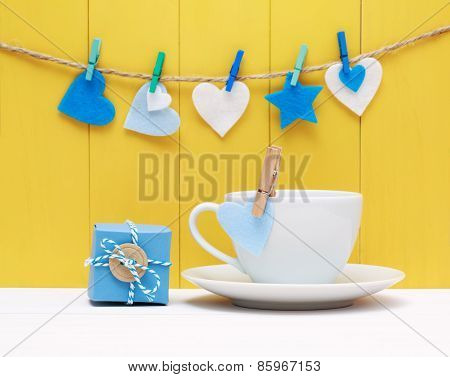 Coffee For A Loved One Or Sweetheart