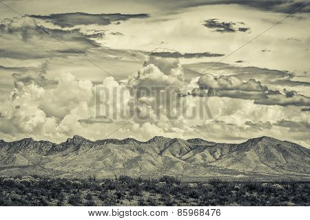 Desert Wilderness Mountains