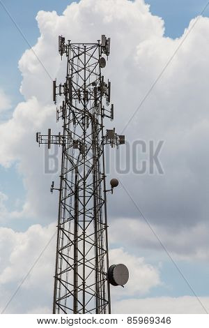 Cell Phone Repeater Towers