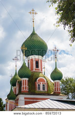 Alexandr Nevsky Church