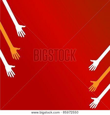social hands help us