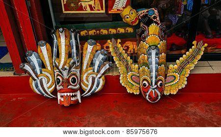Sri Lanka Masks