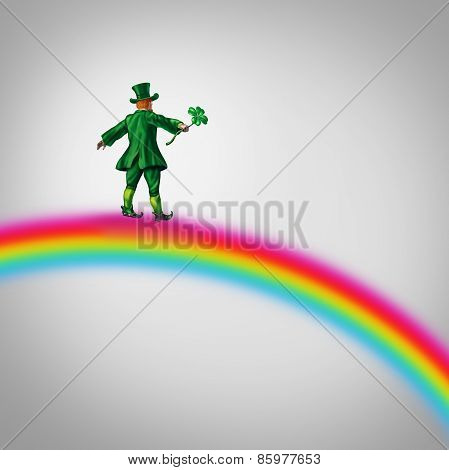 Leprechaun Fortune Rainbow