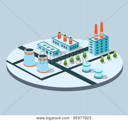 Factories And Boilers