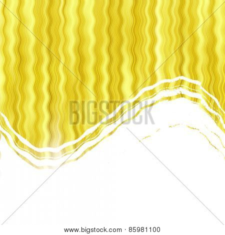 gold striped background with the lights blur, an abstraction