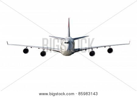 Four Engine Plane