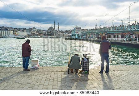 The Fishing