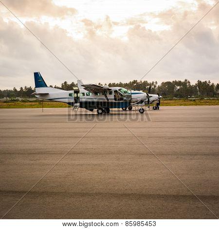 Airplanes Zanzibar