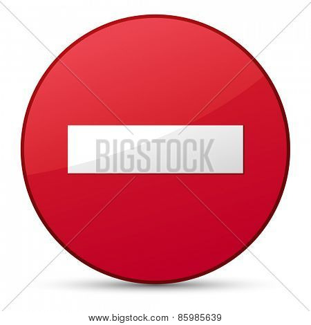 Stop sign.Vector