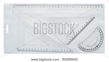 Rulers For Mathematics And Geometry In School