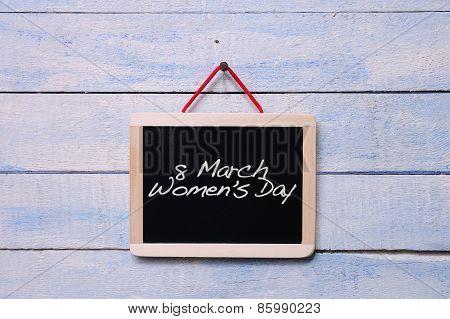 Womens Day.