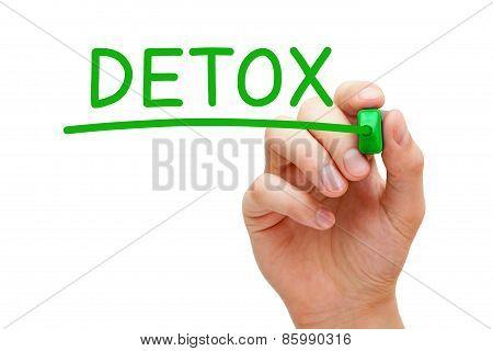 Detox Green Marker
