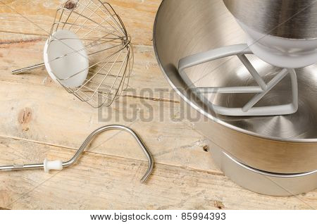 Food Processor With Accessories