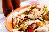 image of tacos  - chicken tacos - JPG