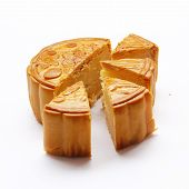 foto of mid autumn  - Mooncake - JPG