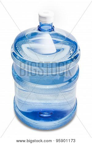 Carboy With Drinking Water