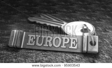 Europe Concept