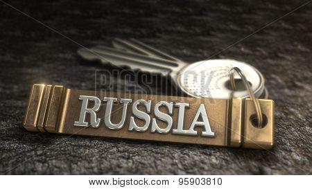 Russia Concept