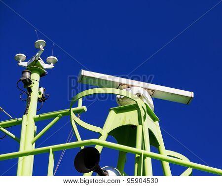 Shipborne Radar System