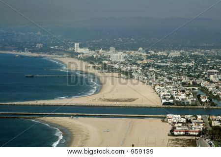Marina Del Rey Beach