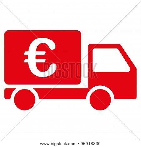 Collector car icon from BiColor Euro Banking Set