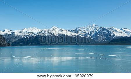 Glacier Bay's Mountains